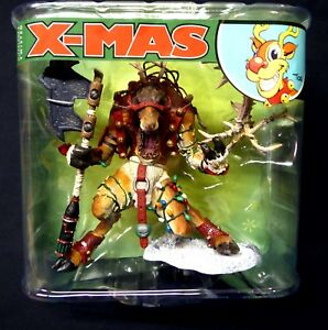 Rudy Action Figure Twisted Christmas New 2007 Monsters Series 5 McFarlane Toys