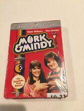 Mork & Mindy - The Complete First Season (DVD, 2004, 4-Disc Set) * DVDs