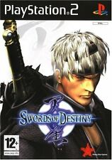 SWORDS OF DESTINY     PS2 USATO