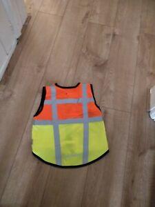 Hi Vis Jacket For Children Age 5-6. Bike Safety Jacket