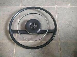 Mercedes steering wheel w111 w112 w113 Pagoda 230 sl 250 sl w108 w109 w110