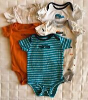 Carter's 6 Months Baby Boy Toddler 5 Pieces