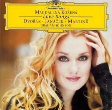 Magdalena Kozena - Love Songs (CD)