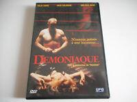 DVD - DEMONIAQUE - TALIA SHIRE / JACK COLEMAN / MELISSA BEHR - ZONE 2