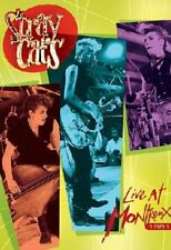 Stray Cats-Live at Montreux 1981 DVD nuevo embalaje original