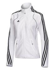 adidas T8 Frauen Damen Team Jacke weiß Teamware XS