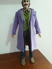 1/6 Batman Dark Knight Heath Ledger Joker Clothes and Body Hot toys Scale