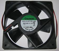Sunon 120 mm 3000 RPM Cooling Fan - 12 V - 90 CFM - 44.5 dB - KD1212PTB1