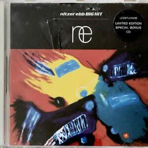 Nitzer Ebb Big Hit + Examples. 1987 - 1991 CD, CD Mute 1995 NEW