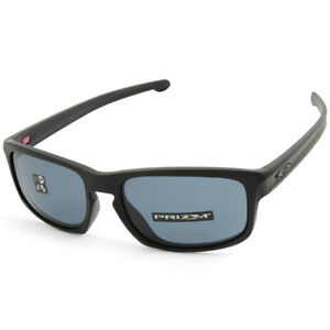 Oakley Sliver Stealth OO9409-01 Matte Black/Prizm Grey Asian Fit Mens Sunglasses