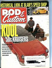 Rod & Custom Magazine July 2000 Kool '50s Kruisers VG w/ML 100416jhe