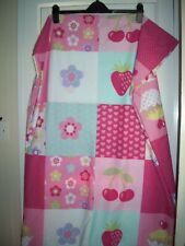 Dunelm Mill pretty patchwork effect duvet cover.Single Bed.Free Postage!