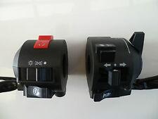 "7/8"" Motorcycle Switch Block Controls Cafe Tracker Custom Project Brat Bobber"
