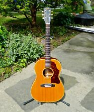 1964 Gibson B-25 N/Lg3 Solid Mahog/Sitka Spruce Orig Case Very Good Condition