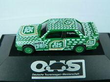 HERPA BMW M3 DTM 1992 #36 FRANZ ENGSTLER TEAM VALIER MOTORSPORT TIC-TAC, NEU+OVP