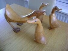4 DCUK  1 VERY LARGE DUCK  3 SMALLER