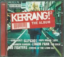Kerrang – The Album Qotsa/Slipknot/Linkin Park/Foo Fighters/Muse 2X Cd Excellent