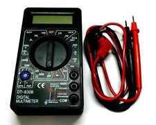 digital Multimeter Voltmeter Ampermeter Multimeter Messgerät Voltmeter Ohmmeter