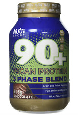 Nutrisport 90+ Vegan Protein 908g