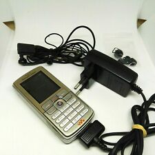 Sony Ericsson Walkman W700i - Titanium gold (Unlocked) Cellular Mobile Phone