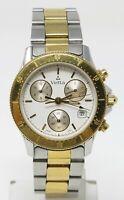 Orologio Vetta 13903.41 rare montre original 100% suisse watch gmt clock steel