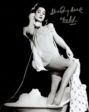 SHIRLEY ANNE FIELD Signed Photo