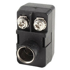 2 x Push-On Antenna Matching Transformer 300/75 Ohm TV F Coax Adapter DT