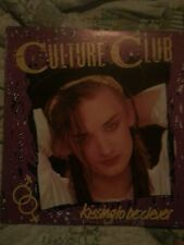 1982 Culture Club's Kissing to be Clever Album
