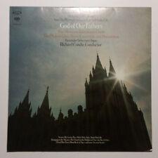 The Mormon Tabernacle Choir / God Of Our Fathers (Vinyl LP)