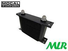 MOCAL 19 ROW 115MM -10 JIC UNIVERSAL ENGINE OIL COOLER OC1197-10 BSN