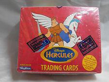 DISNEY HERCULES TRADING CARDS, SEALED BOX