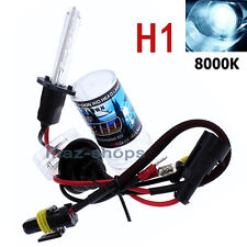 2 Pieces New 8000K H1 AC 35W Light Xenon Head Lights HID Replacement Bulbs