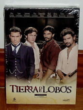 TIERRA DE LOBOS-3º TEMPORADA 1º PARTE-3 DVD-NUEVO-PRECINTADO-SERIES ESPAÑOLAS
