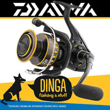 Daiwa BG 5000 Spinning Fishing Reel All New 2016