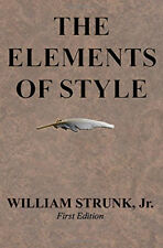 Elements of Style by Strunk