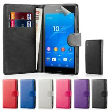 32nd PU Leather Book Case Cover for Sony Xperia Z3 / Z3 compact