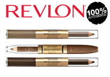 100% GENUINE Revlon Colorstay EyeBrow Fantasy Pencil & Gel Brown Blonde Brunette