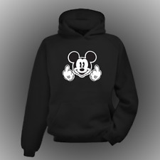 Mickey mouse hoodie Disney land Paris Florida holidays family fun S M L XL