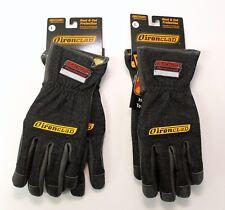 2 Pairs Ironclad Heatworx Reinforced Shop Gloves - Size Large -  Kevlar