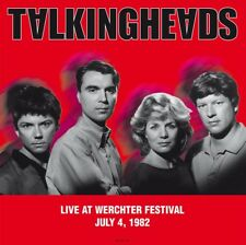 Talking Heads Live at Werchter Festival 1982 - NEW SEALED 180g VINYL!