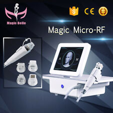 Portable Fractional RF Micro Needle Thermage RF Face Body Lifti Machine For Sale