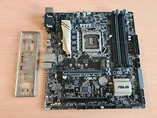 Asus Z170M-Plus Sockel 1151 Intel Mainboard inkl. Blende USB 3.0 DDR4 PCI-E 3.0