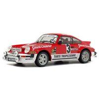 SOLIDO 1:18 AUTO DIE CAST PORSCHE 911 SC  GR 4 RALLY D' ARMOR 1979 ART S1800804