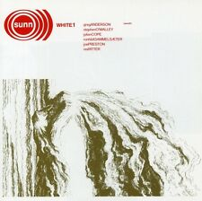 Sunn 0))), Sunn O))) - White 1 [New CD]