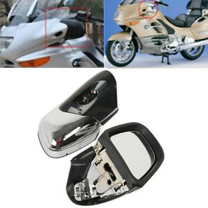 Left Right Side Rear View Mirror Fit For BMW K1200 K1200LT K1200M 1999-2008 2007