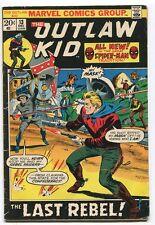 The Outlaw Kid 13 Vg/Fn Marvel 00006000  Comics Cbx36