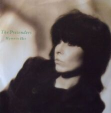 "PRETENDERS - Hymn To Her ~ 7"" Single PS"