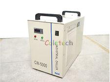 Industrial Water Chiller CNC CO2 Laser Tube Engraver refrigerant CW-5000AG 220V