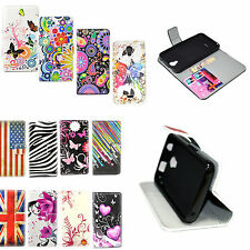 Magnetic Stand Flip Leather Cover TPU Rubber Case Accessories For Huawei Phones