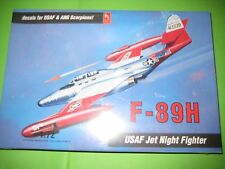 F-89 H SCORPION BY HOBBYCRAFT 1/72 - REF.HC1376